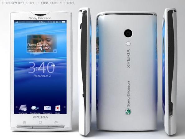 Sony Ericsson Rachael - Xperia X3 ?