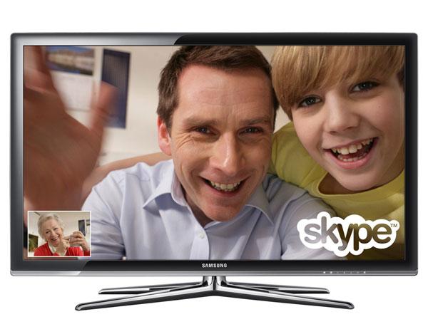 Samsung Skype HDTV