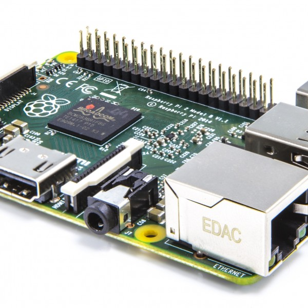 RaspberryPi2 Connectors