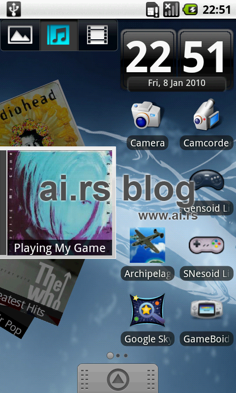 Acer Liquid Screenshot 02
