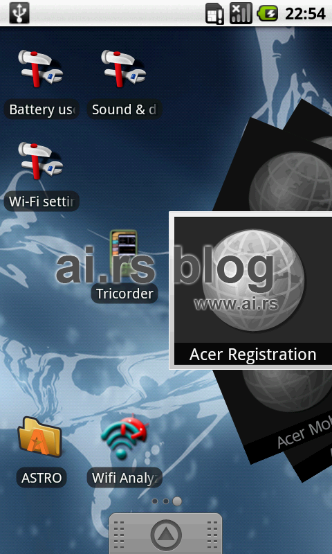 Acer Liquid Screenshot 03