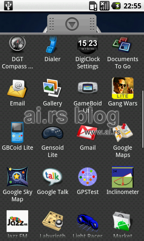 Acer Liquid Screenshot 05