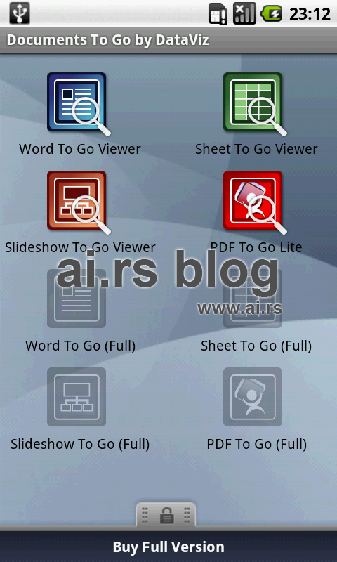 Acer Liquid Screenshot 15
