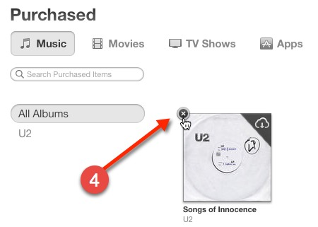 remove_U2_iTunes_step4