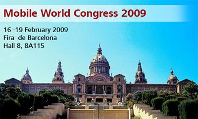 World Mobile Congress 2009