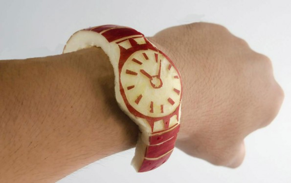 Organic Apple watch