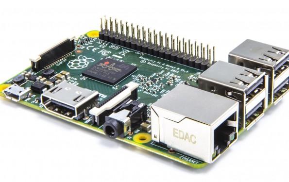 RaspberryPi2 Connectors