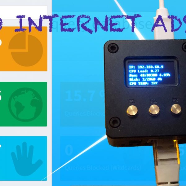 remove internet ads with dns pihole